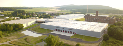 SCHERM Group | 2018 | -	Expansion of the channel storage warehouse in Kassel