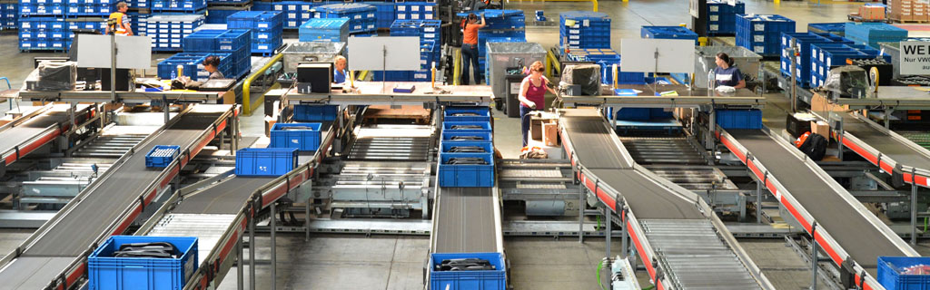 SCHERM Gruppe - Logistik | Warehousing und Fulfillment