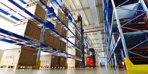 SCHERM Group - Logistics | Warehousing