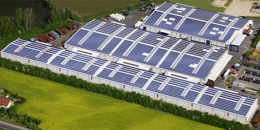 SCHERM Group | Ecology | Photovoltaics