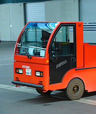 SCHERM Group | Ecology | Electric industrial trucks