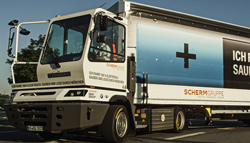 SCHERM Group - Truck Services | Electric Trucks