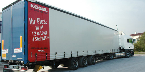 SCHERM Group - Transport | Euro Trailer