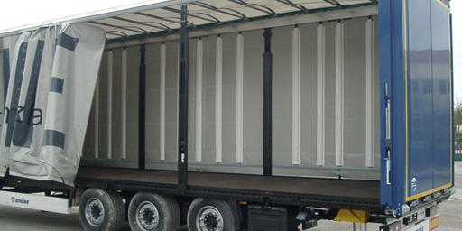 SCHERM Group - Transport | EasyTarp