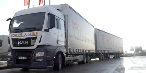 SCHERM Group - Transport | EuroCombi