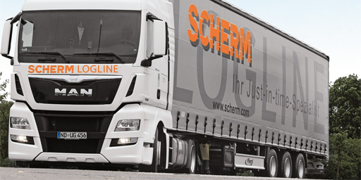 SCHERM Group - Transport | Mega Trailer